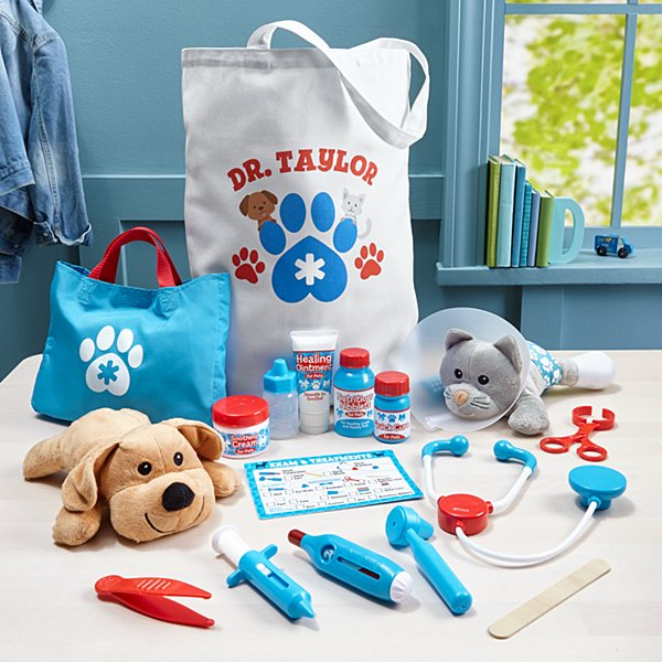 Melissa & Doug® Examine and Treat Vet Set