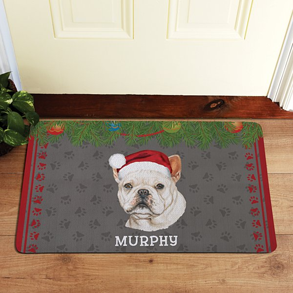 Non-Sporting Dog Group Doormat by Linda Picken©