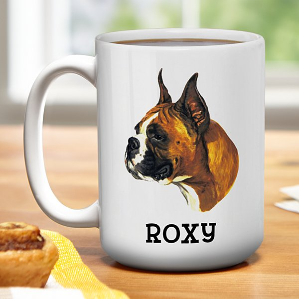 Working Dog Group Mug by Linda Picken©