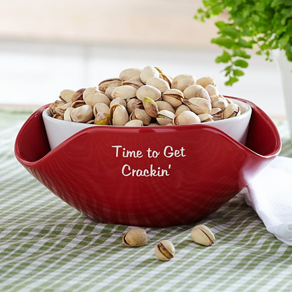 Any Message Snack Bowl Set
