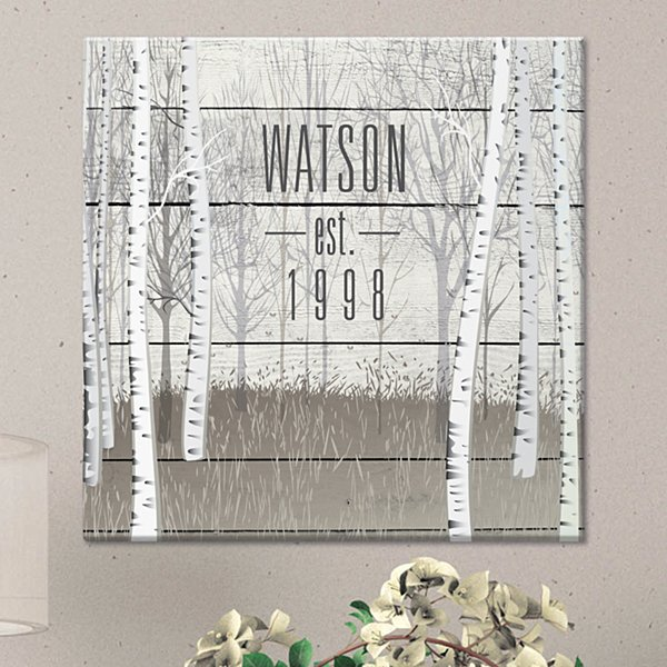 Tranquil Woods Canvas