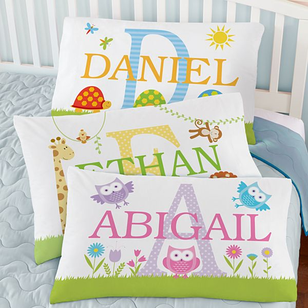 My Own Name Pillowcase