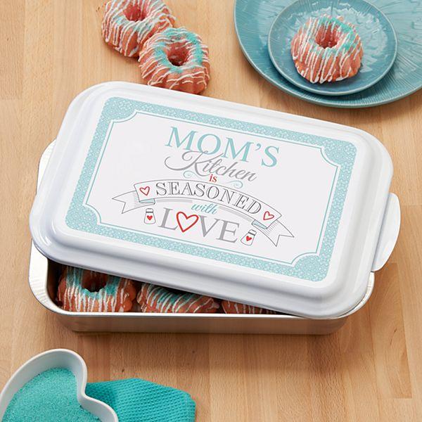 Seasoned With Love Baking Pan