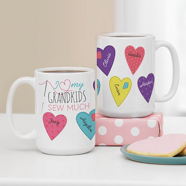 Sew Much Love Mug