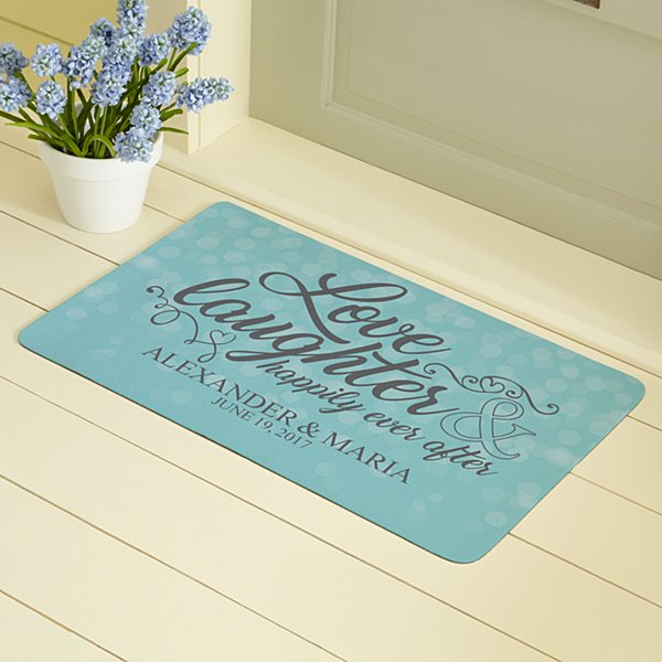 Love & Laughter Doormat