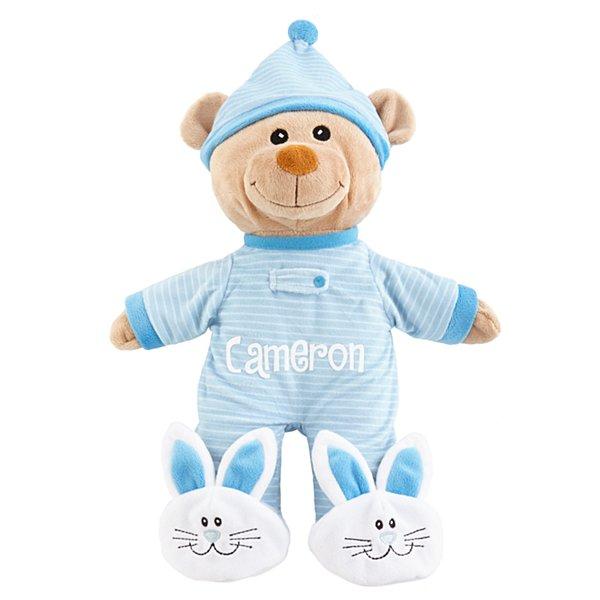 Pajama Bear - Blue