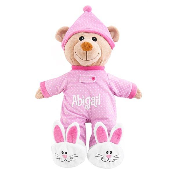 Pajama Bear - Pink