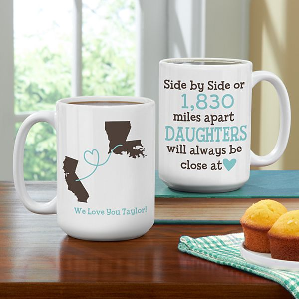 Close at Heart Mug