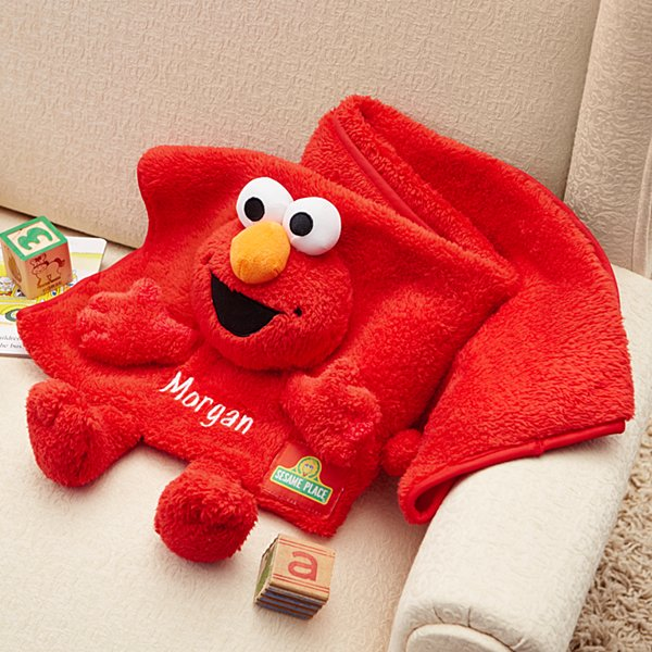 My Pet Blankie Elmo