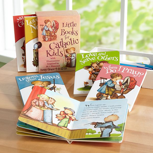 Little Books For Catholic Kids Story Set