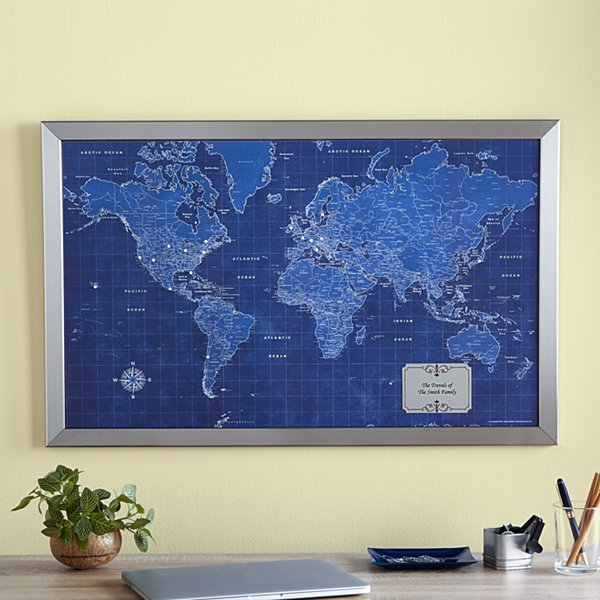 Blueprint Destination Map