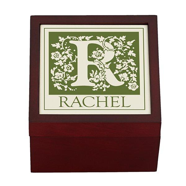 Initial Tile Box - Green