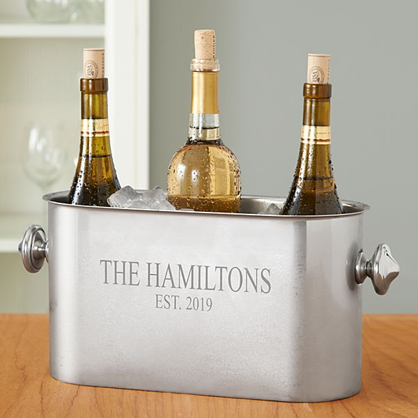 Stainless Steel Multi Bottle Wine Chiller