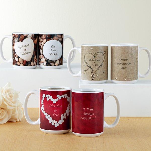 Heart in... Mug