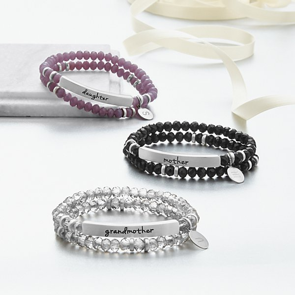 Sentiment Bracelets