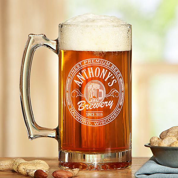 Big Time Brewery Oversized Beer Mug