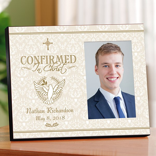 Confirmation Keepsake Frame