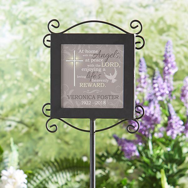 Memorial Garden Stake