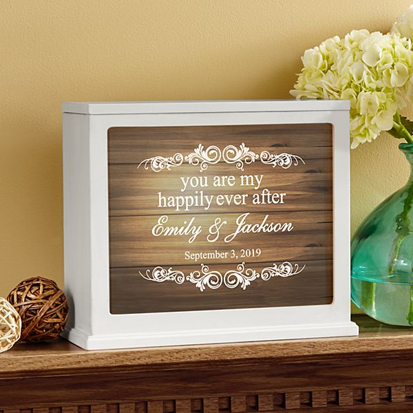 You Are My Happily Ever After Accent Light