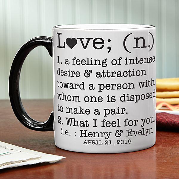 Love Definition Mug