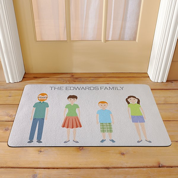 This is Our Family Doormat