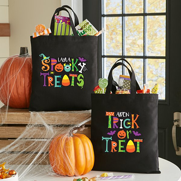 Creepy Crawlers Halloween Treat Bag