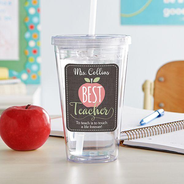 Favorite Teacher Tumbler