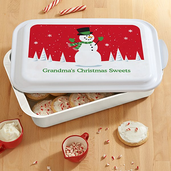 Holiday Happiness Baking Pan