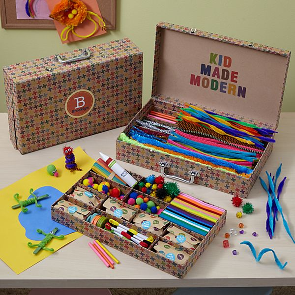 Kid Made Modern® Art & Crafts Supply Set