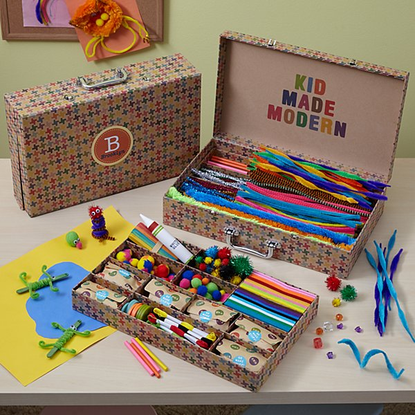 Kid Made Modern Art & Crafts Supply Set