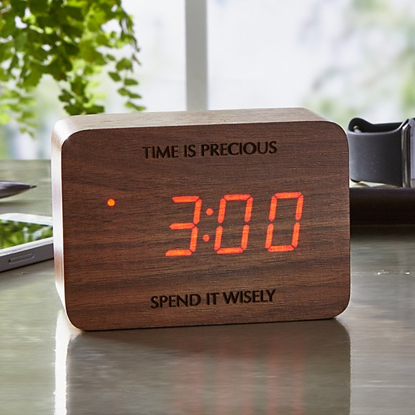 LED Display Clock