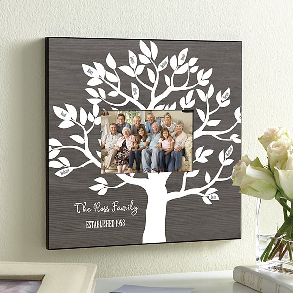 Our Family Tree Frame