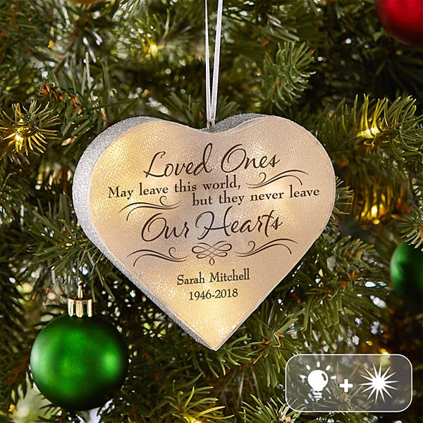 TwinkleBright® LED In Our Hearts Ornament