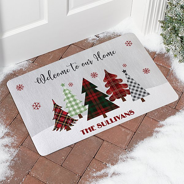 Winter Magic Doormat