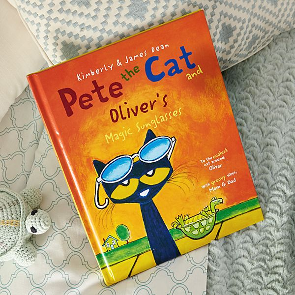 Pete The Cat and the Magic Sunglasses Book