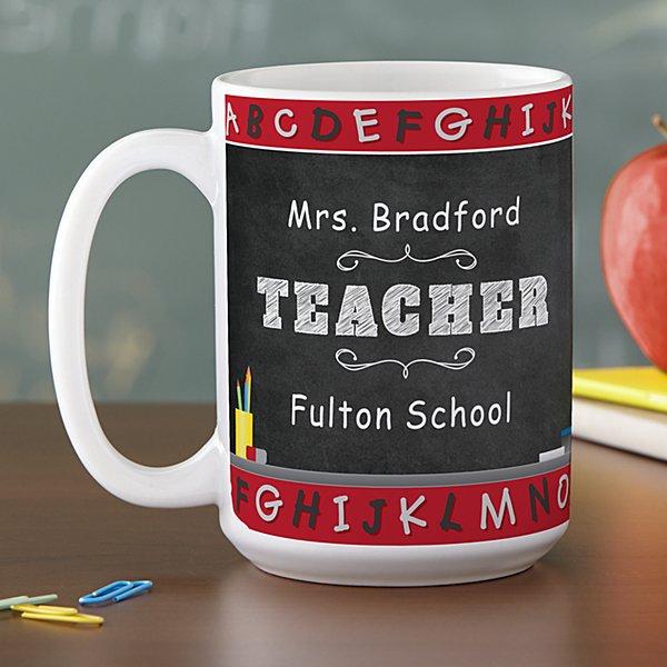 ABC Teach Me Mug