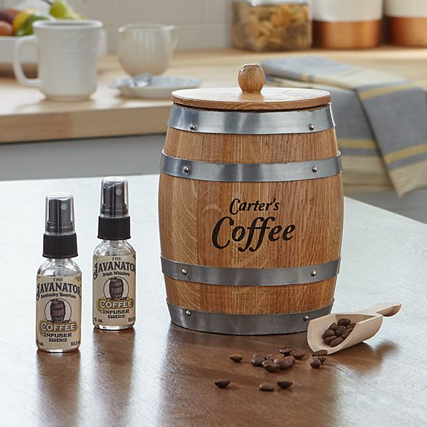 Barrel Aged Coffee Kit