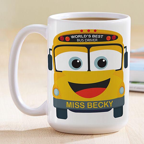 Best Bus Driver Mug