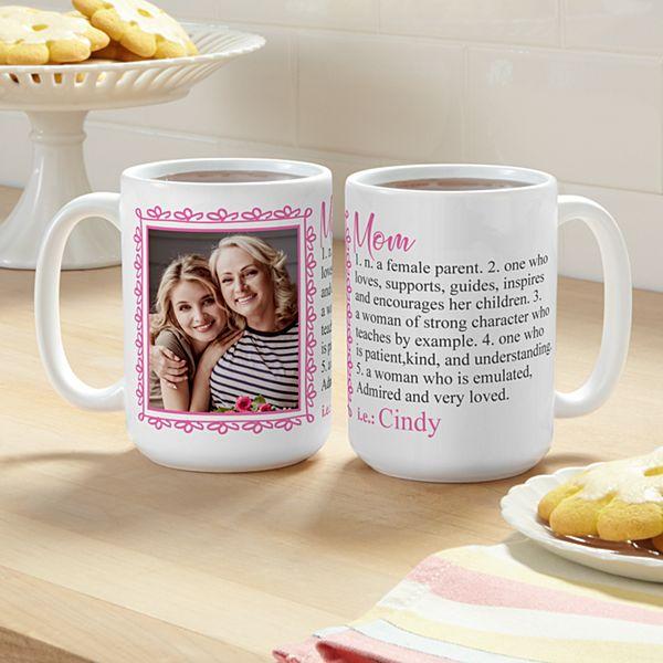 Her Photo Definition Mug
