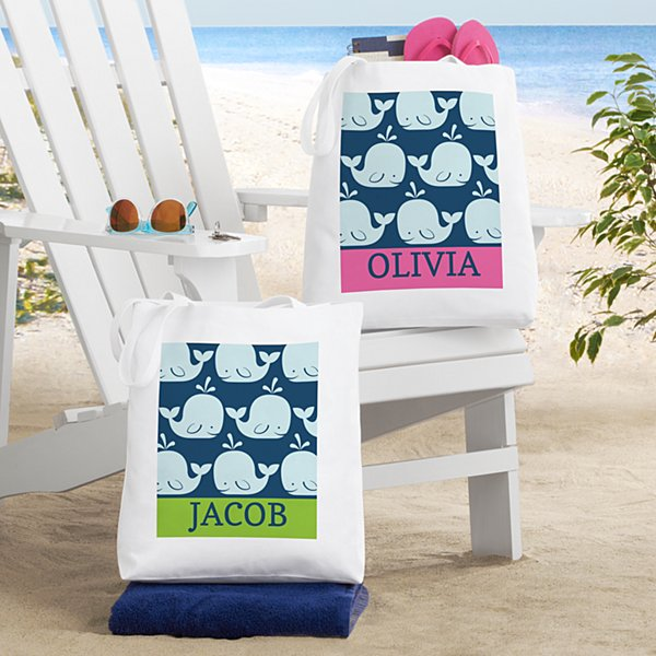 Whale Of A Tale Tote Bag