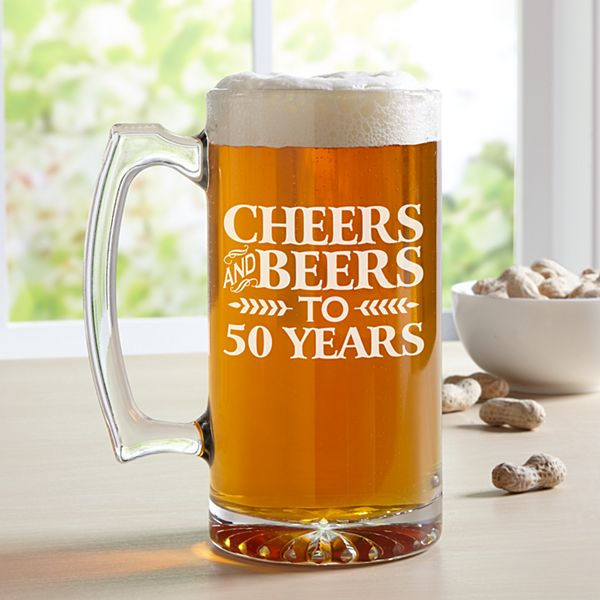 Cheers and Beers Mug