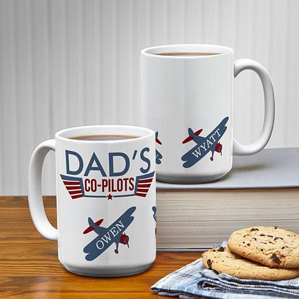 My Co-Pilots Mug