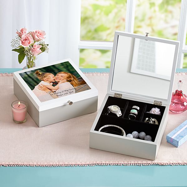 Picture Perfect Jewelry Box