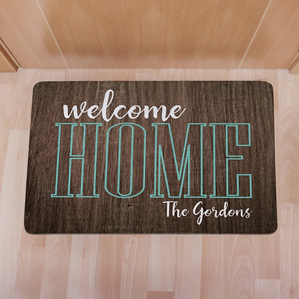 You Are Welcome Here Doormat