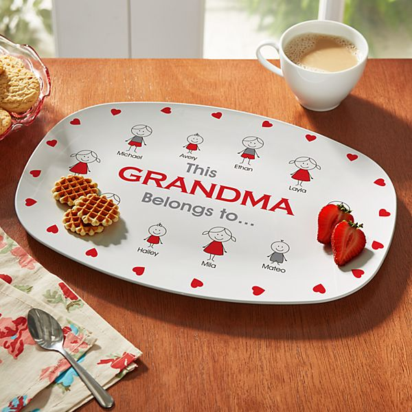 Family Belonging Platter