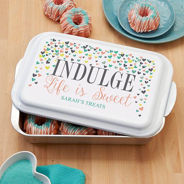 Life is Sweet Baking Pan