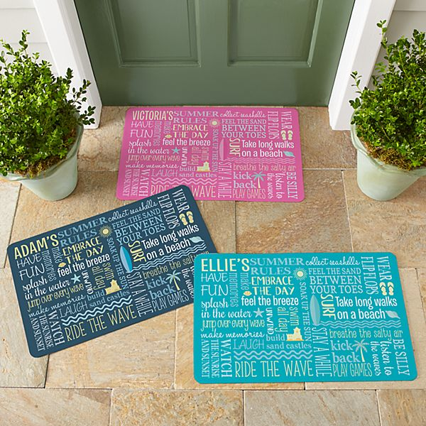 Seaside Breeze Doormat