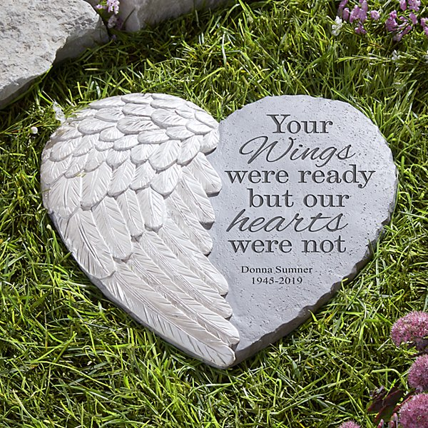Wings Of Love Memorial Stone