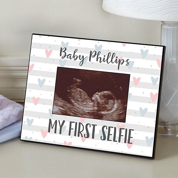 Baby's First Selfie Frame