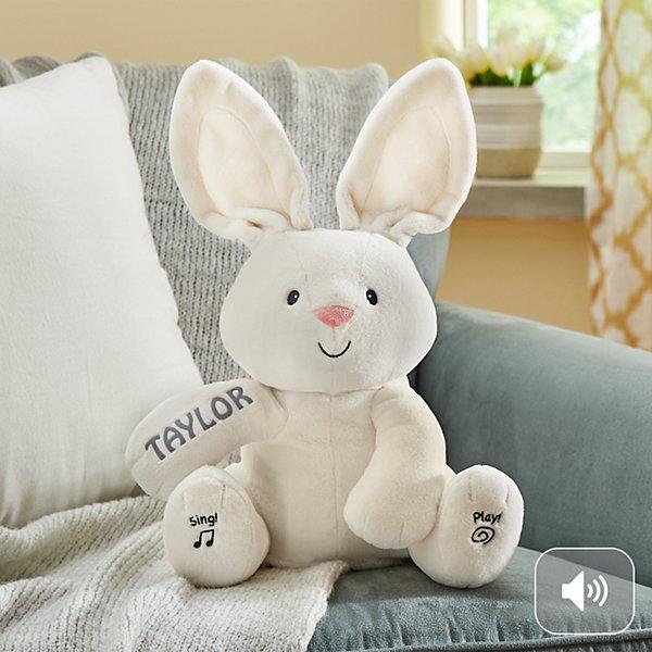 GUND® Peek-a-Boo Bunny